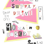 School Supply Drive Flemington DIY