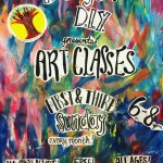 art classes, flemington diy