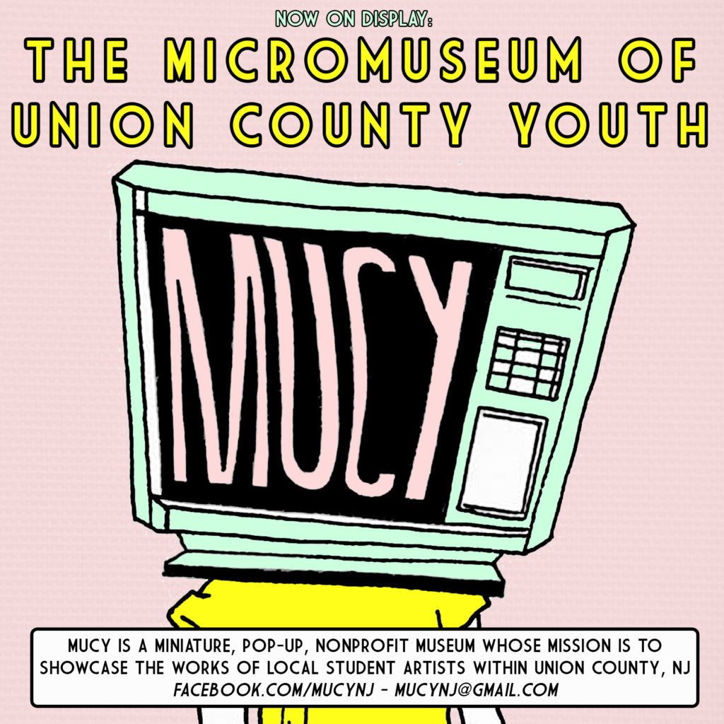 90 Main is now the permanent home of The Micromuseum of Union County Youth featuring works by local artists with new art on display on a regular basis